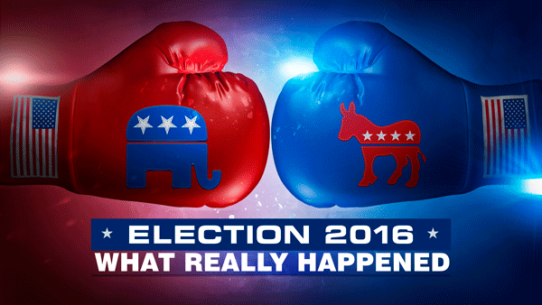 What REALLY Happened in this Election