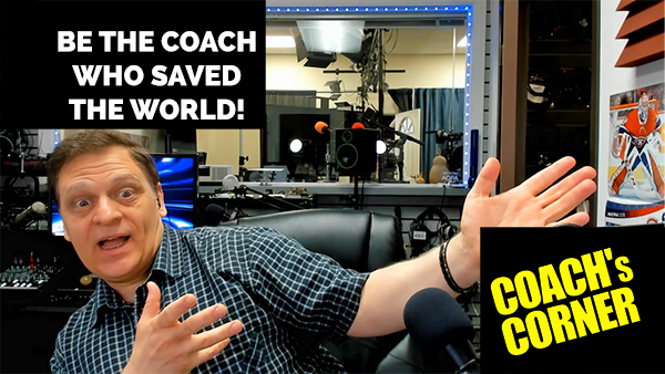 eCoach 72: Be the Coach That Changes the World