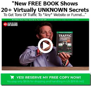 Get Traffic Secrets for FREE!