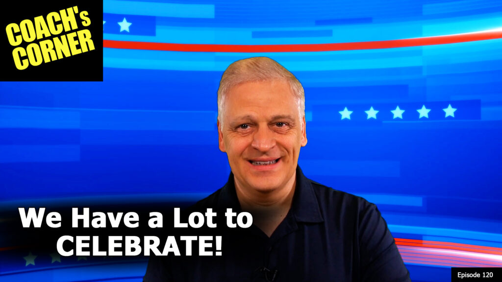 We have a lot to celebrate!